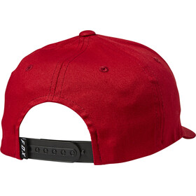 Fox Legacy Moth 110 Snapback Cap Men chili